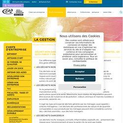 La gestion des déchets - CMA NC