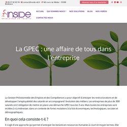 La GPEC, qu'est ce que c'est ?