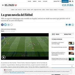 La gran novela del fútbol
