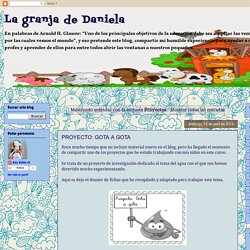 La granja de Daniela: Proyectos