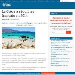 La Grèce a séduit les français en 2014!