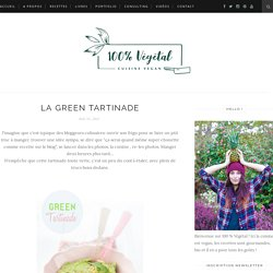 Green tartinade