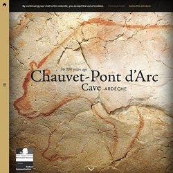 Visite virtuelle - La Grotte Chauvet-Pont d'Arc