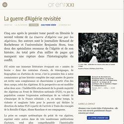 La guerre d'Algérie revisitée