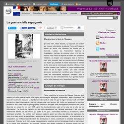 La guerre civile espagnole
