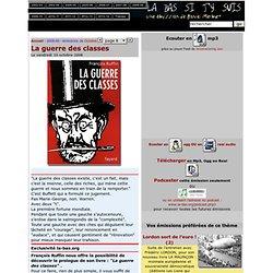 La guerre des classes