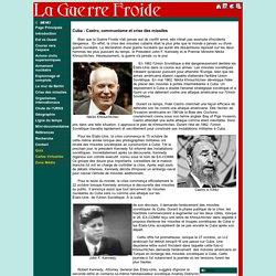 La Guerre Froide - Cuba