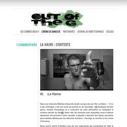 La Haine : Contexte