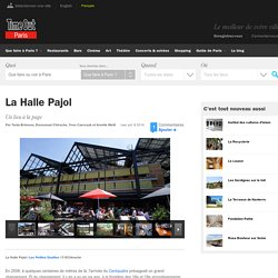 La Halle Pajol 75018