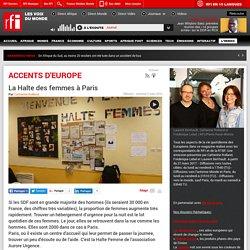 La Halte des femmes à Paris