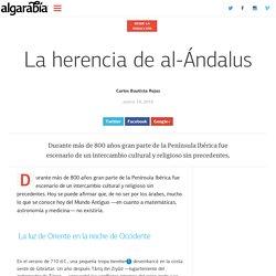 La herencia de al-Ándalus