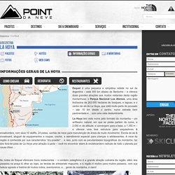 La Hoya - Point da Neve