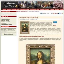 La Joconde, Mona Lisa (De Vinci)