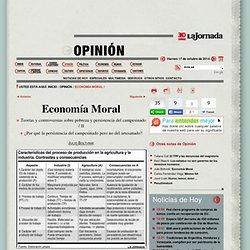 La Jornada: Economía Moral