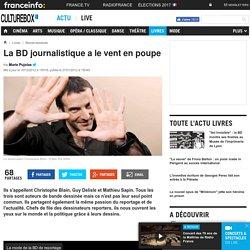 La BD journalistique a le vent en poupe