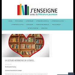 La lecture interactive en 5 étapes