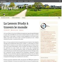 La Lesson Study à travers le monde