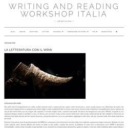 La letteratura con il WRW