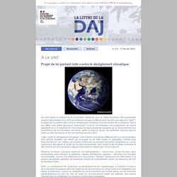 Brève - La lettre de la DAJ - N° 311 - 11 février 2021