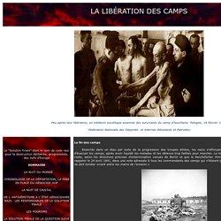 LIBÉRATION DES CAMPS