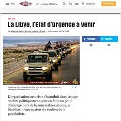 (102) La Libye, l'Etat d'urgence à venir