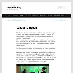 "La LIM ""Cinetica"""