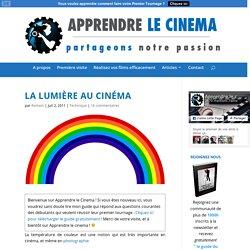 La lumière au cinéma