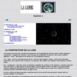 La Lune - Partie 1