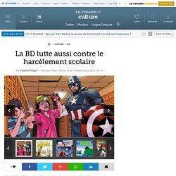 Le Figaro : La BD lutte aussi contre le harcèlement scolaire