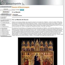 La Maesta de Duccio [Duccio di Buoninsegna->La Maestà]