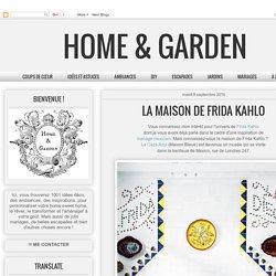 La maison de Frida Kahlo