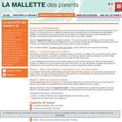 La mallette des parents 6e - Mallette des Parents