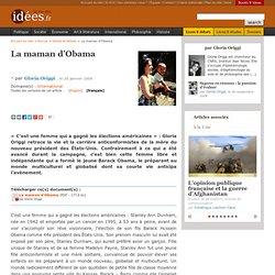 La maman d'Obama - La vie des idées