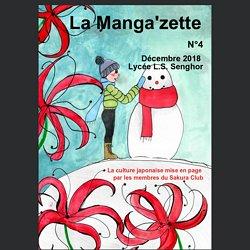 La Manga'zette - n°4