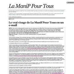 La ManiP Pour Tous