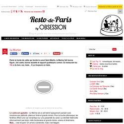 La Marine | Resto-de-Paris.com - Shiretoko