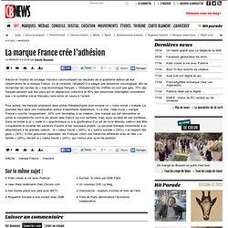 La marque France crée l'adhésion