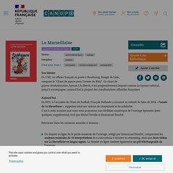 La Marseillaise - Ressources en ligne du réseau Canopé