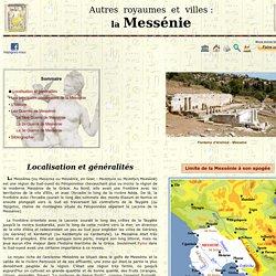 La Messénie, les Guerres de Messénie