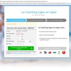 Le Coaching Ligne en Ligne