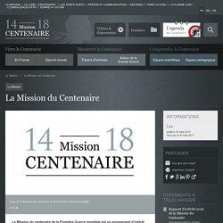 La Mission du Centenaire
