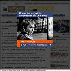 La mobilit sociale en France