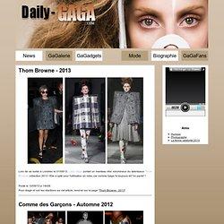 La mode façon Lady GaGa