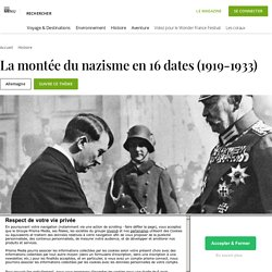 La montée du nazisme (1919-1933)