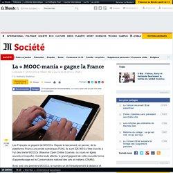 La «MOOC-mania» gagne la France