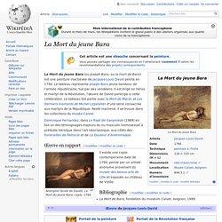 La Mort du jeune Bara