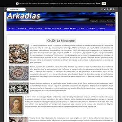 La mosaique à Pompei