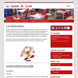 La classe de Lucie