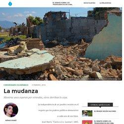 La mudanza – Periodismo de Barrio