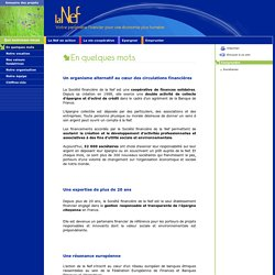 la nef, banque alternative